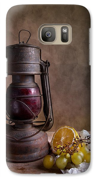 Lamp And Fruits Galaxy S7 Case by Nailia Schwarz
