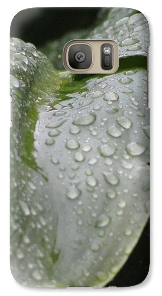 Galaxy Case featuring the photograph Leafy Greens by Tiffany Erdman