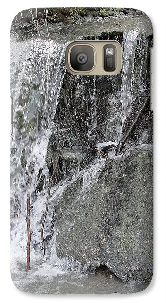 Galaxy Case featuring the photograph Let It Flow by Tiffany Erdman