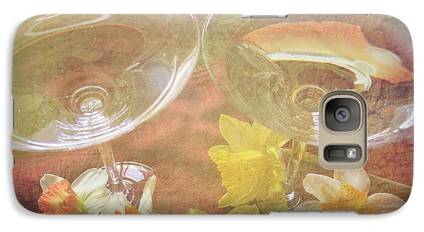 Galaxy Case featuring the photograph Life's Simple Pleasures by Kay Novy
