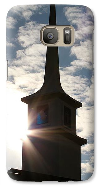 Galaxy Case featuring the photograph Light by Kume Bryant