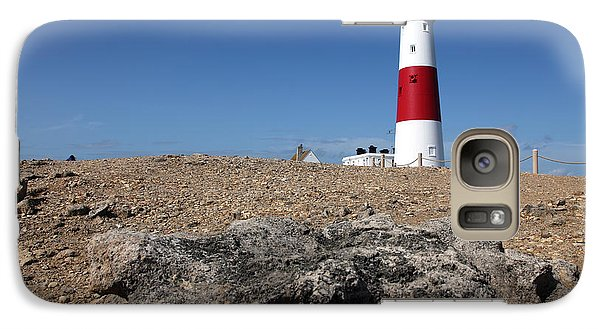 Galaxy Case featuring the photograph Lighthouse by Milena Boeva