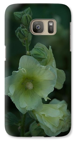 Galaxy Case featuring the photograph Lime by Joseph Yarbrough