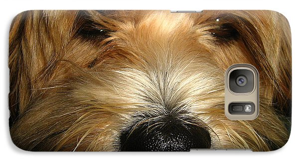 Galaxy Case featuring the photograph Little Angel by Bruce Carpenter