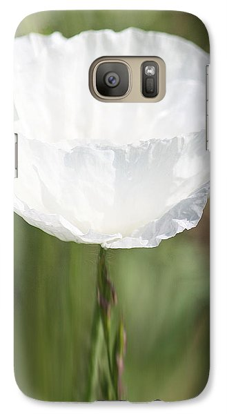 Galaxy Case featuring the photograph Little Hope by The Art Of Marilyn Ridoutt-Greene
