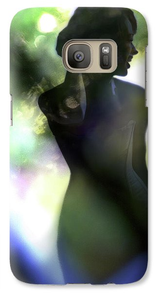 Galaxy Case featuring the photograph Lola by Richard Piper