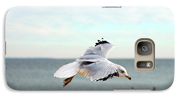 Galaxy Case featuring the photograph Looking For Dinner by Clayton Bruster