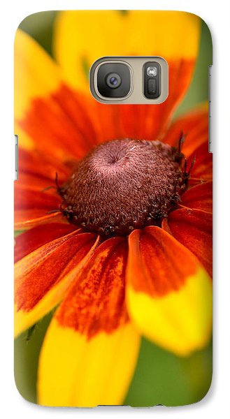 Galaxy Case featuring the photograph Looking Susan In The Eye by JD Grimes