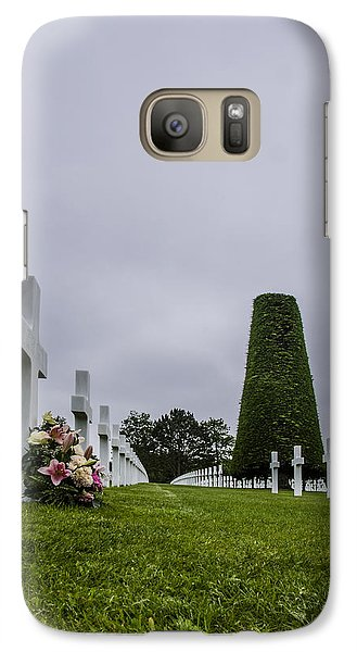 Galaxy Case featuring the photograph Lost Lives by Marta Cavazos-Hernandez