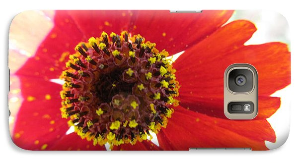 Galaxy Case featuring the photograph Lovely Effects by Tina M Wenger