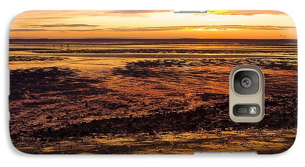 Galaxy Case featuring the photograph Low Tide by Michael Friedman