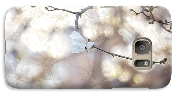 Galaxy Case featuring the photograph Magnolia Dream by Susan Cole Kelly