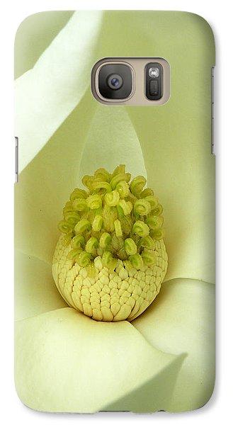 Galaxy Case featuring the photograph Magnolia Grandiflora by Deborah Smith