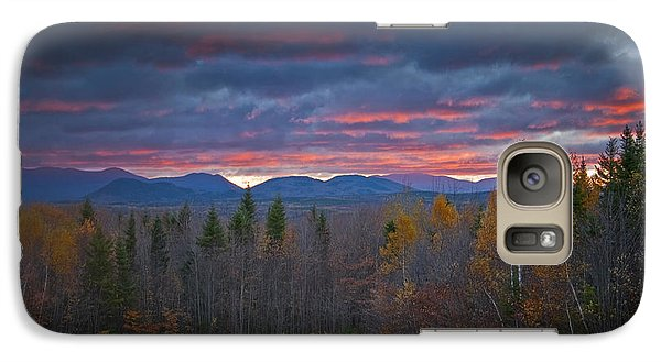Galaxy Case featuring the photograph Moosehead Sunset by Alana Ranney