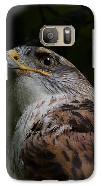 Galaxy Case featuring the photograph Majestic by Anne Rodkin