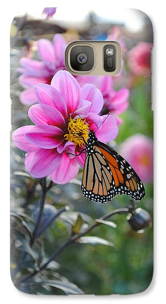Galaxy Case featuring the photograph Making Things New by Michael Frank Jr