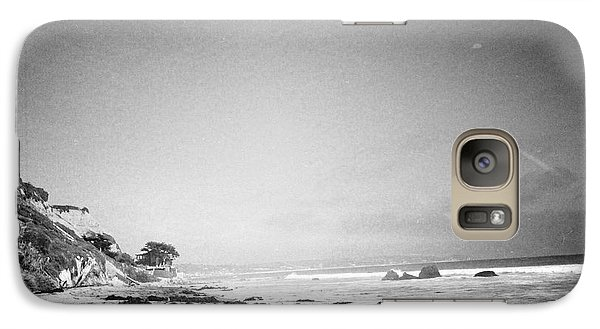 Galaxy Case featuring the photograph Malibu Peace And Tranquility by Nina Prommer