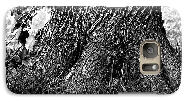 Galaxy Case featuring the photograph Maple by Dan Wells