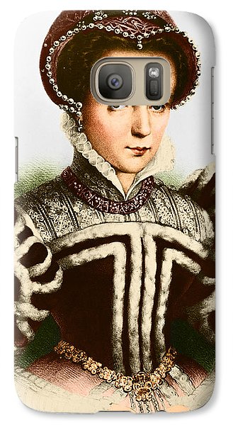 Mary I, Queen Of England And Ireland Galaxy S7 Case
