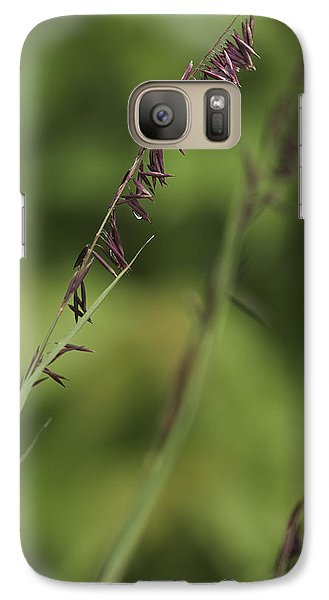 Galaxy Case featuring the photograph Melica by Trevor Chriss