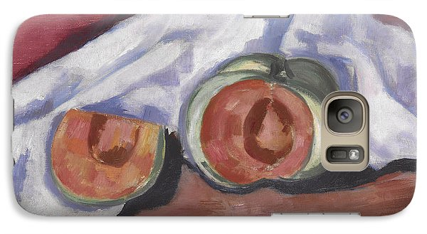 Melons Galaxy S7 Case by Marsden Hartley