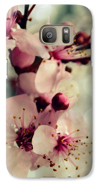 Galaxy Case featuring the photograph Memories by Robin Dickinson