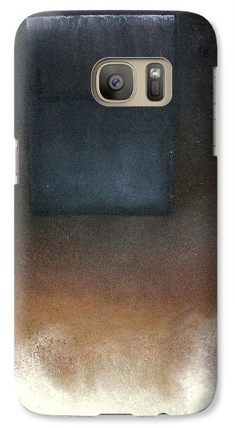 Galaxy Case featuring the pastel Metaphysics-malavich Revisited by Carrie Maurer