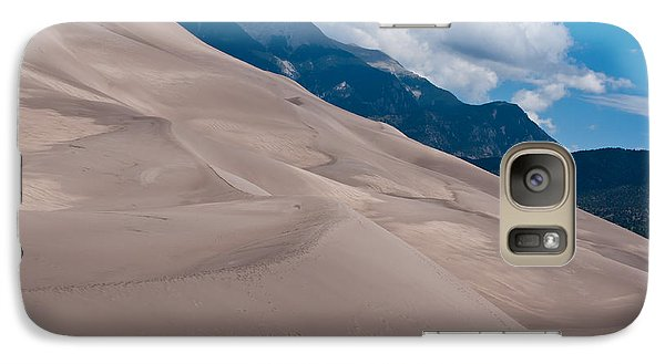 Galaxy Case featuring the photograph Miles Of Sand by Colleen Coccia