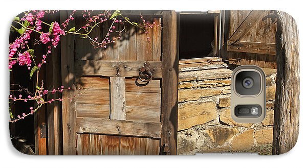 Galaxy Case featuring the photograph Mission San Jose 3 by Susan Rovira