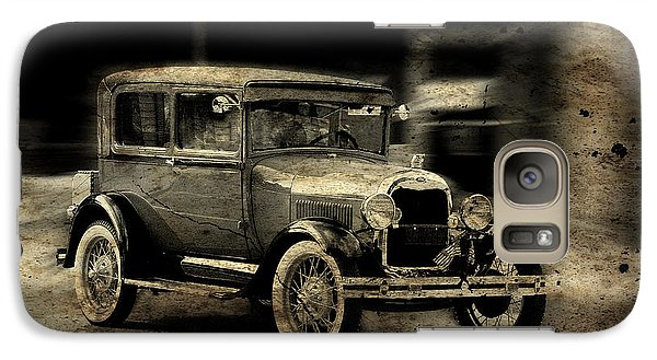 Galaxy Case featuring the photograph Model T No. 2 by Janice Adomeit