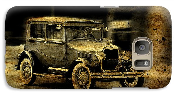 Galaxy Case featuring the photograph Model T No. 3 by Janice Adomeit