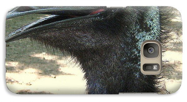 Galaxy Case featuring the photograph Mohawk by Bruce Carpenter