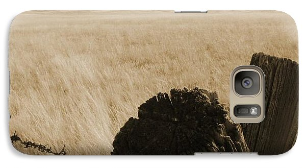 Galaxy Case featuring the photograph Montana Vista by Bruce Patrick Smith