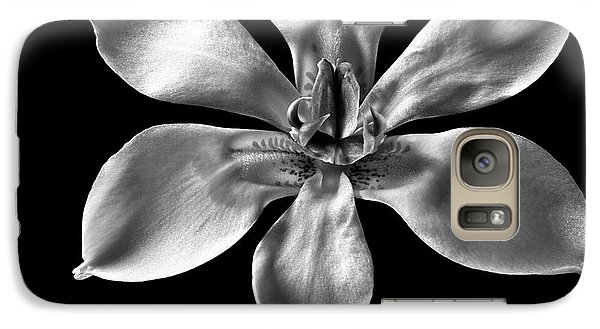 Galaxy Case featuring the photograph Morea In Black And White by Endre Balogh