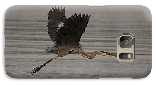 Galaxy Case featuring the photograph Morning Flight by Eunice Gibb
