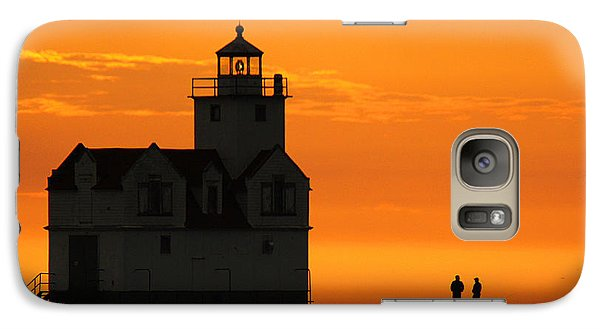 Morning Friends Galaxy S7 Case