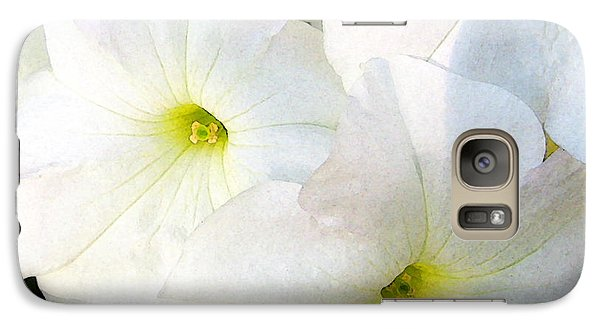Galaxy Case featuring the photograph Morning Glow by Jan Cipolla