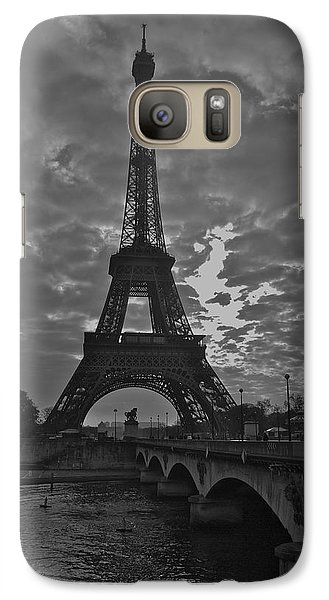 Galaxy Case featuring the photograph Morning Light  by Eric Tressler