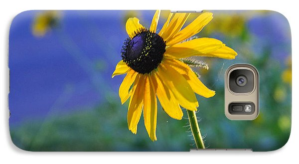 Galaxy Case featuring the photograph Morning Light by Nava Thompson