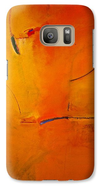 Galaxy Case featuring the painting Most Like Lee by Cliff Spohn