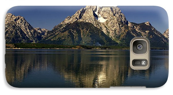 Galaxy Case featuring the photograph Moujnt Moran 5 by Marty Koch