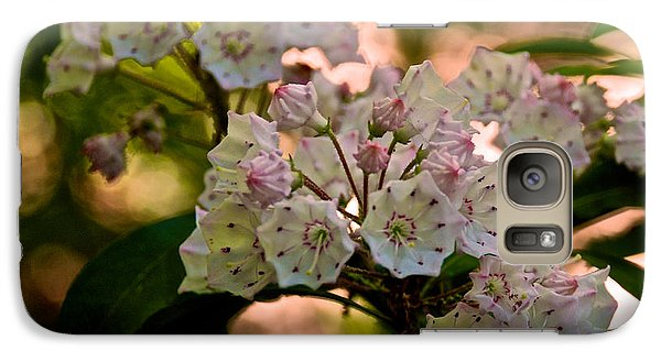 Mountain Laurel Flowers 2 Galaxy S7 Case