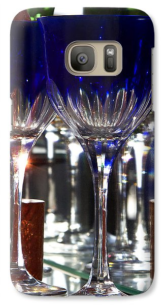 Galaxy Case featuring the photograph Murano Glass by Raffaella Lunelli