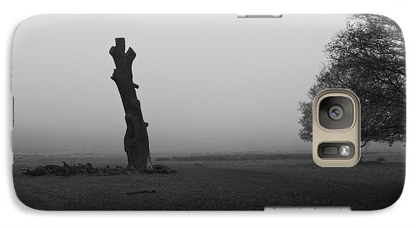 Galaxy Case featuring the photograph Naked Tree by Maj Seda