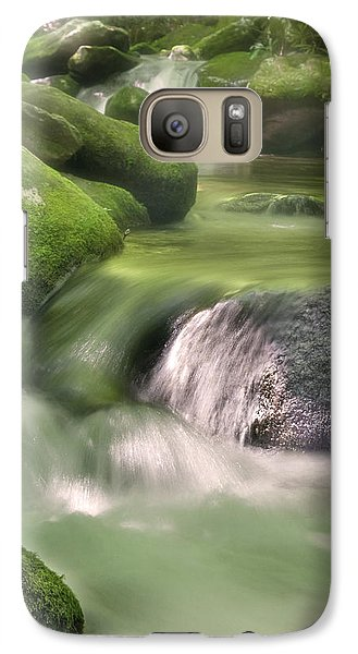 Galaxy Case featuring the photograph Natural Beauty by Cindy Haggerty
