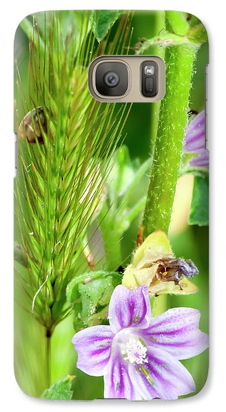 Galaxy Case featuring the photograph Natural Bouquet by Pedro Cardona
