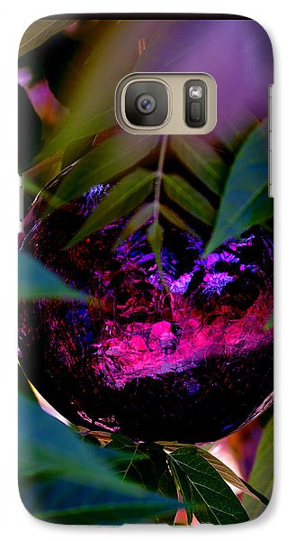 Galaxy Case featuring the photograph Natural Transcendence by Susanne Still