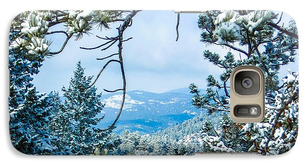 Galaxy Case featuring the photograph Natural Wreath by Shannon Harrington