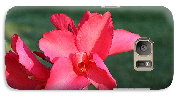 Galaxy Case featuring the photograph Nature's Beauty 2 by Michael Waters