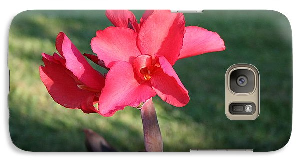 Galaxy Case featuring the photograph Nature's Beauty by Michael Waters